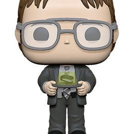 Funko The Office: Dwight w/ Gelatin Stapler Funko POP!