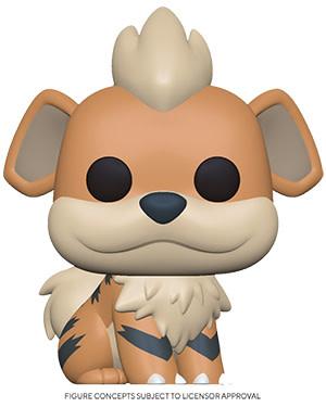Funko Pokemon: Growlithe Funko POP! (PREORDER)