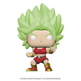 Funko Dragon Ball Super: Super Saiyan Kale Funko POP! (PREORDER)