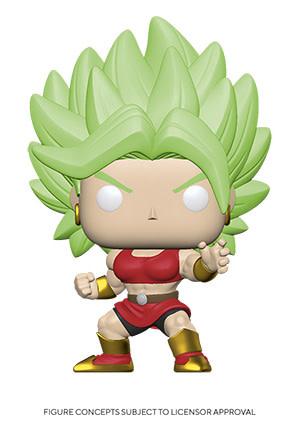 Funko Dragon Ball Super: Super Saiyan Kale Funko POP! (PREORDER)