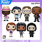 Funko The Office: Common POP! Bundle of 7 NYTF 2020 (PREORDER)