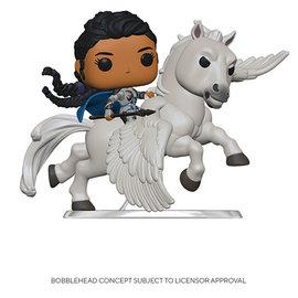 Funko POP! Rides: Avengers Endgame- Valkyrie on Horse Funko POP!(PREORDER)