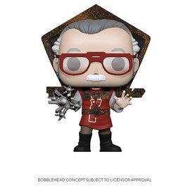 Funko Pop! Icons: Stan Lee in Ragnarok Outfit Funko POP!(PREORDER)