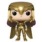 Funko Wonder Woman 1984: Wonder Woman Golden Armor (Metallic) Funko POP! #323