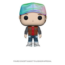 Funko Back to the Future: Marty in Future Outfit Funko POP! (PREORDER)