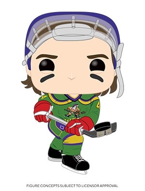 Funko Pop! Disney: Mighty Ducks - Adam Banks