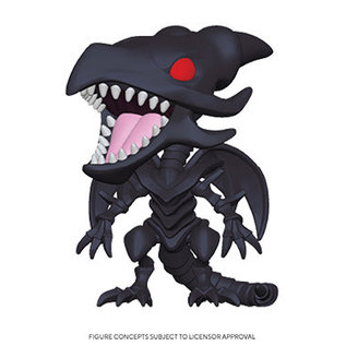 Funko Yu-Gi-Oh: Red Eyes Black Dragon Funko POP! (PREORDER)