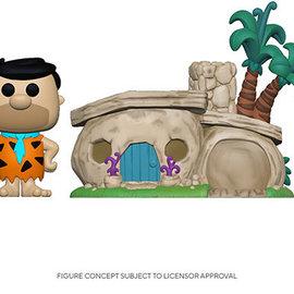 Funko Flintstones: Flintstones Home Funko POP!  Town(PREORDER)
