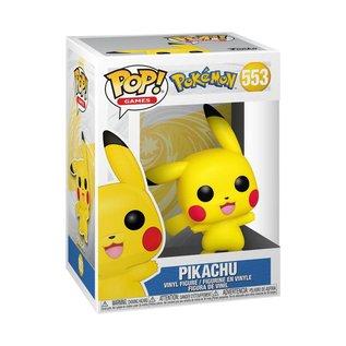 Funko Pokemon: Pikachu (Waving) Funko POP! #553