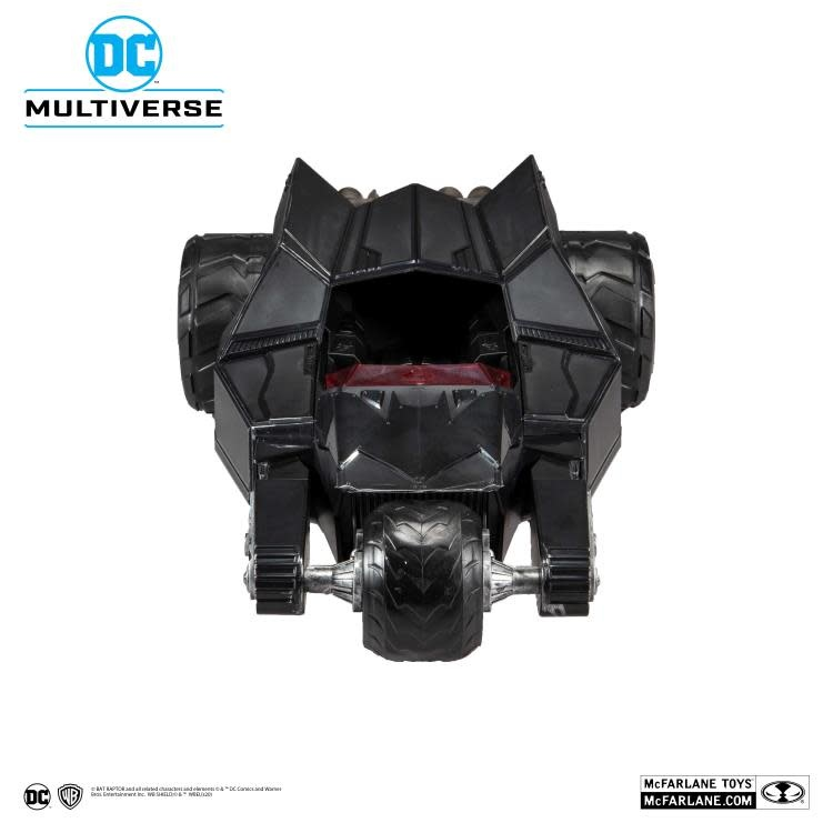 DC Multiverse: Bat Raptor Vehicle