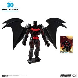 "DC Multiverse: Batman Hellbat(Armored) 7"" Figure"