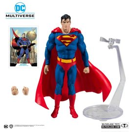 "DC Multiverse: Superman (Action Comics #1000) 7"" Figure"