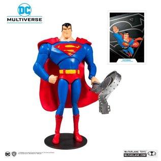 """DC Multiverse: Superman Animated 7"""" Figure"""