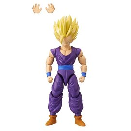 "Bandai Dragon Ball Stars: Super Saiyan 2 Gohan Series 6"" Figure"