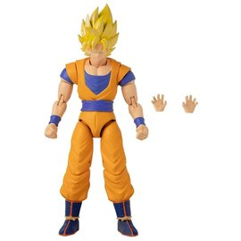 "Bandai Dragon Ball Stars: Super Saiyan Goku (New Version) 6"" Figure"
