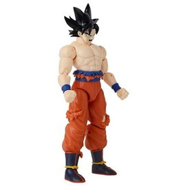 "Bandai Dragon Ball Stars: Ultra Instinct Goku 6"" Figure"