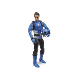 "Hasbro Power Rangers Lightning Collection: Beast Morphers Blue Ranger 6"" Figure"