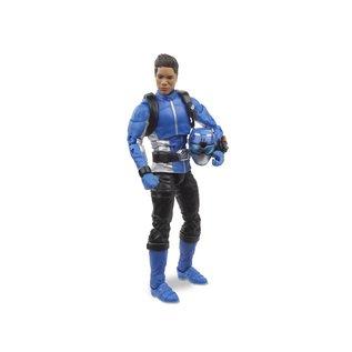 "Hasbro Power Rangers Lightning Collection: Beast Morphers Blue Ranger 6"" Figure"