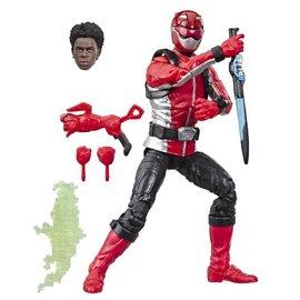 "Hasbro Power Rangers Lightning Collection: Beast Morphers Red Ranger 6"" Figure"