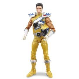 "Hasbro Power Rangers Lightning Collection: Dino Charge Gold Ranger 6"" Figure"