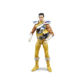 "Hasbro Power Rangers Lightning Collection: Dino Charge Gold Ranger 6"" Figure"