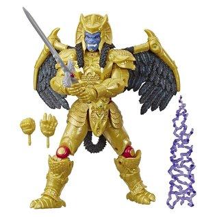 """Hasbro Power Rangers Lightning Collection: Mighty Morphin Goldar Gamestop Exclusive 6"""" Figure"""