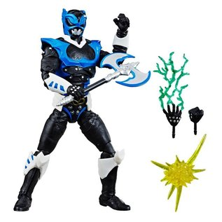 Hasbro Power Rangers Lightning Collection: In Space Psycho Blue Ranger