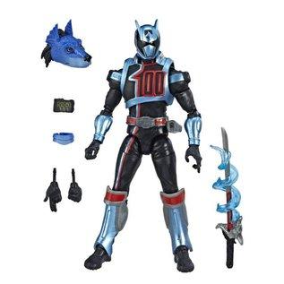 "Hasbro Power Rangers Lightning Collection: S.P.D. Shadow Ranger 6"" Figure"