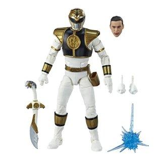 """Hasbro Power Rangers Lightning Collection: White Ranger 6"""" Figure"""