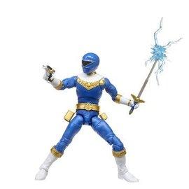 "Hasbro Power Rangers Lightning Collection: Zeo Blue Ranger 6"" Figure"