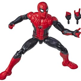 """Hasbro Marvel Legends: Spider-Man Far From Home Spider-Man (Black and Red) 6"""" Figure"""