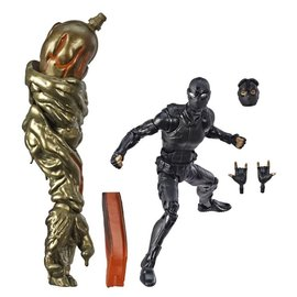 """Hasbro Marvel Legends: Spider-Man Far From Home Spider-Man (Stealth Suit) 6"""" Figure"""