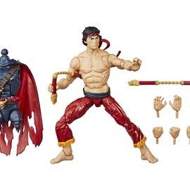 "Hasbro Marvel Legends: ""Master of Kung Fu"" Shang-Chi 6"" Figure"