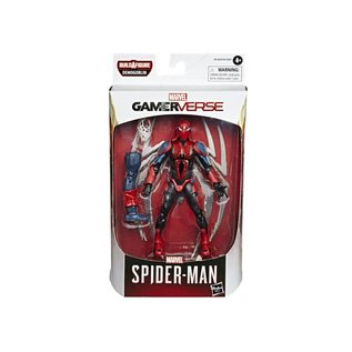 Hasbro Marvel Gamerverse: Spider-Man (Black)