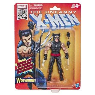 "Hasbro Marvel Legends: X-Men Wolverine Retro Carded 6"" Figure"