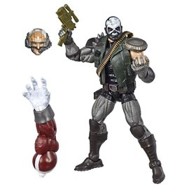 "Hasbro Marvel Legends: X-Men Skullbuster 6"" Figure"