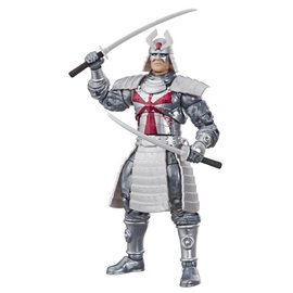 "Hasbro Marvel Legends: X-Men Silver Samurai Retro Carded 6"" Figure"