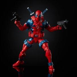 "Hasbro Marvel Legends: X-Men Deadpool Retro Carded 6"" Figure"