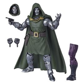 "Hasbro Marvel Legends: Doctor Doom Fantastic Four 6"" Figure"