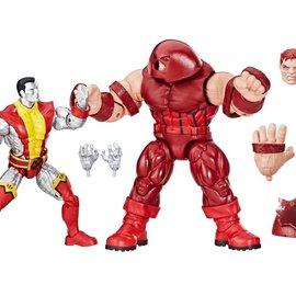 "Hasbro Marvel Legends: 80th Colossus and Juggernaut 6"" Figure 2-Pack"