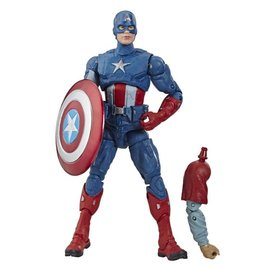 "Hasbro Marvel Legends: Avengers Endgame Captain America 6"" Figure"