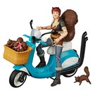 "Hasbro Marvel Legends: The Unbeatable Squirrel Girl: Squirrel Girl and Vehicle 6"" Figure"
