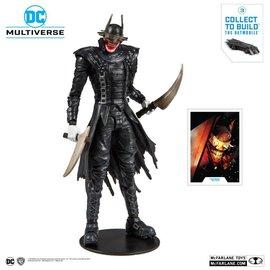 """Dc Multiverse: Batman Who Laughs 7"""" Figure"""