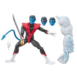 "Hasbro Marvel Legends: X-Men Nightcrawler 6"" Figure"