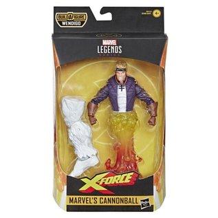 "Hasbro Marvel Legends: X-Force Cannonball 6"" Figure"
