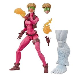 "Hasbro Marvel Legends: X-Force Boom Boom 6"" Figure"