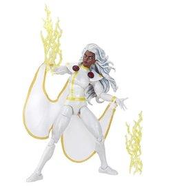 """Marvel Legends: X-Men Storm (White Suit) Target Exclusive 6"""" Retro Carded Figure"""