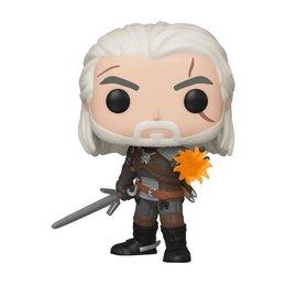 Funko Witcher III: Geralt IGN Gamestop Exclusive Funko POP! #554