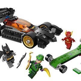 Lego Lego Superheroes 76012 Batman: The Riddler Chase