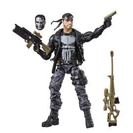 "Hasbro Marvel Legends: The Punisher 6"" Figure"